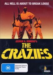 The Crazies on DVD