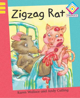 Zigzag Rat by Karen Wallace