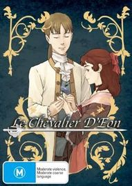 Le Chevalier D'eon Collection (6 Disc Fat Pack) on DVD