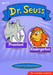 Dr Seuss 2 pack (Preschool & Kindergarten) for PC Games