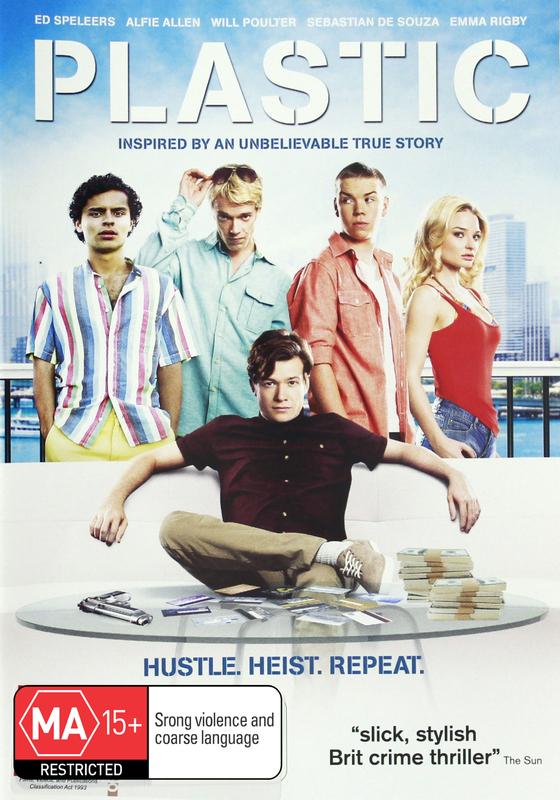 Plastic on DVD