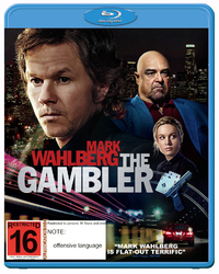 The Gambler on Blu-ray