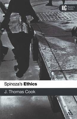 Spinoza's 'ethics' by J.Thomas Cook image
