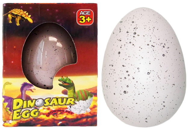 Hatching Jumbo Dino Egg