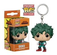 My Hero Academia - Deku Pocket Pop! Keychain