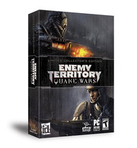 Enemy Territory: Quake Wars Limited Collector's Edition for PC