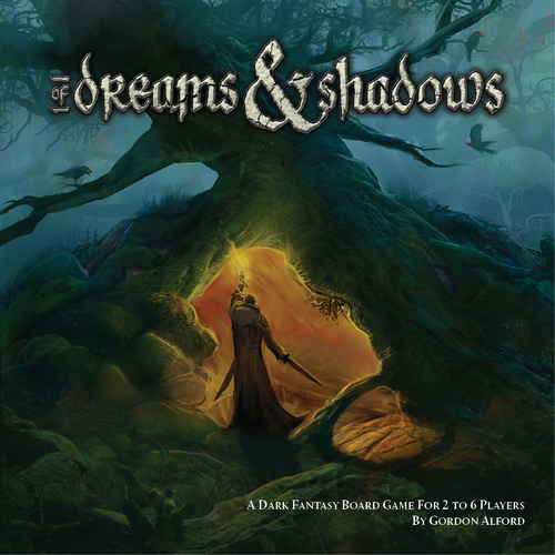 Of Dreams & Shadows - Board Game