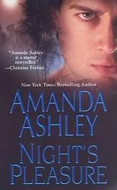 Night's Pleasure by Amanda Ashley image
