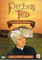 Father Ted Series 1 on DVD