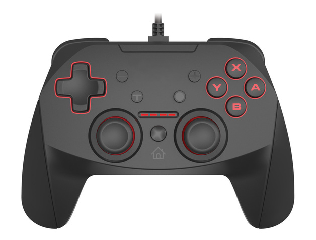 Playmax Nintendo Switch Wired Controller for Nintendo Switch