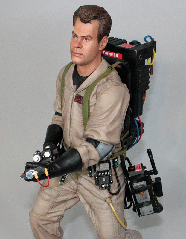 Ghostbusters: Raymond Stanz - 1:4 Scale Statue