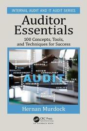 Auditor Essentials by Hernan Murdock