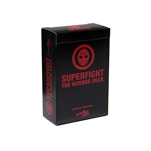 Superfight!: The Horror Deck