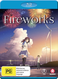 Fireworks: Should We See It From The Side Or The Bottom (Blu-ray) on Blu-ray