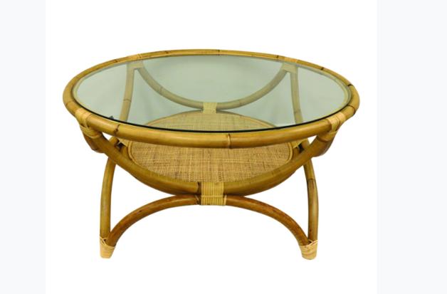 Madras Link: Islander Coffee Table