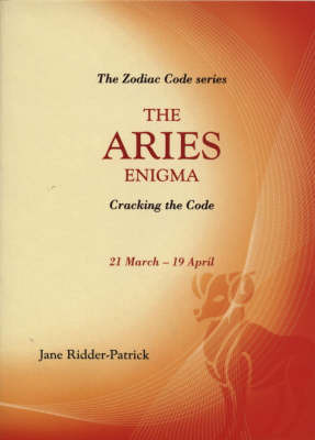 The Aries Enigma by Jane Ridder-Patrick image