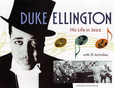 Duke Ellington by Stephanie Stein Crease image