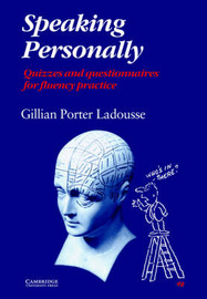 Speaking Personally by Gillian Porter Ladousse