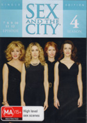Sex And The City - Season 4 Disc 2 (Single Edition) on DVD