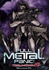 Full Metal Panic! - Vol 5 on DVD