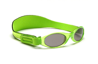Adventure Baby Banz Sunglasses (Lime Green)
