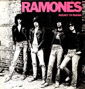 Rocket To Russia [Reissue 180-gram LP] by Ramones