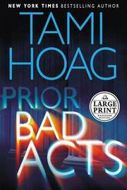 Prior Bad Acts by Tami Hoag image