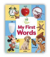 My First Words by Disney Book Group