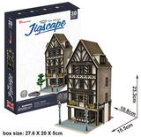 Jigscape - 3D Tudor Restaurant
