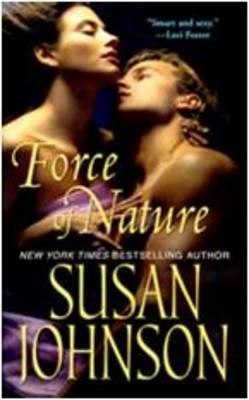 Force of Nature by Susan Johnson image