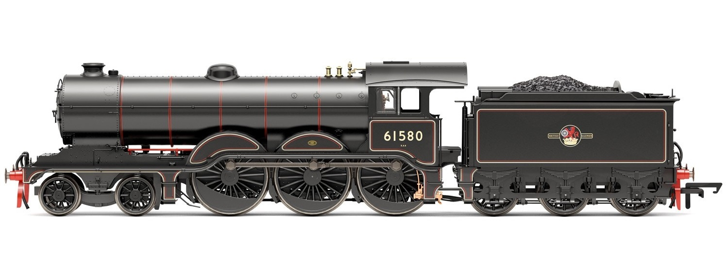 Hornby: BR 4-6-0 Holden B12 Class - BR Late image