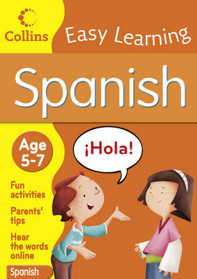 Collins Easy Learning Spanish image