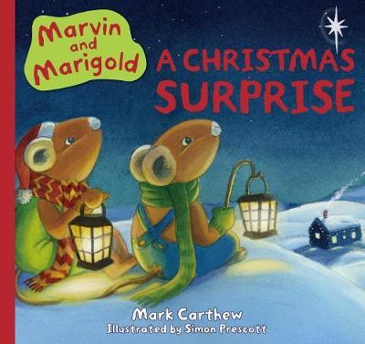 Marvin and Marigold: A Christmas Surprise by Carthew image