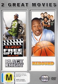 Black Knight / Rebound on DVD image