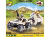 Cobi: Small Army - ATV with Rocket Launcher