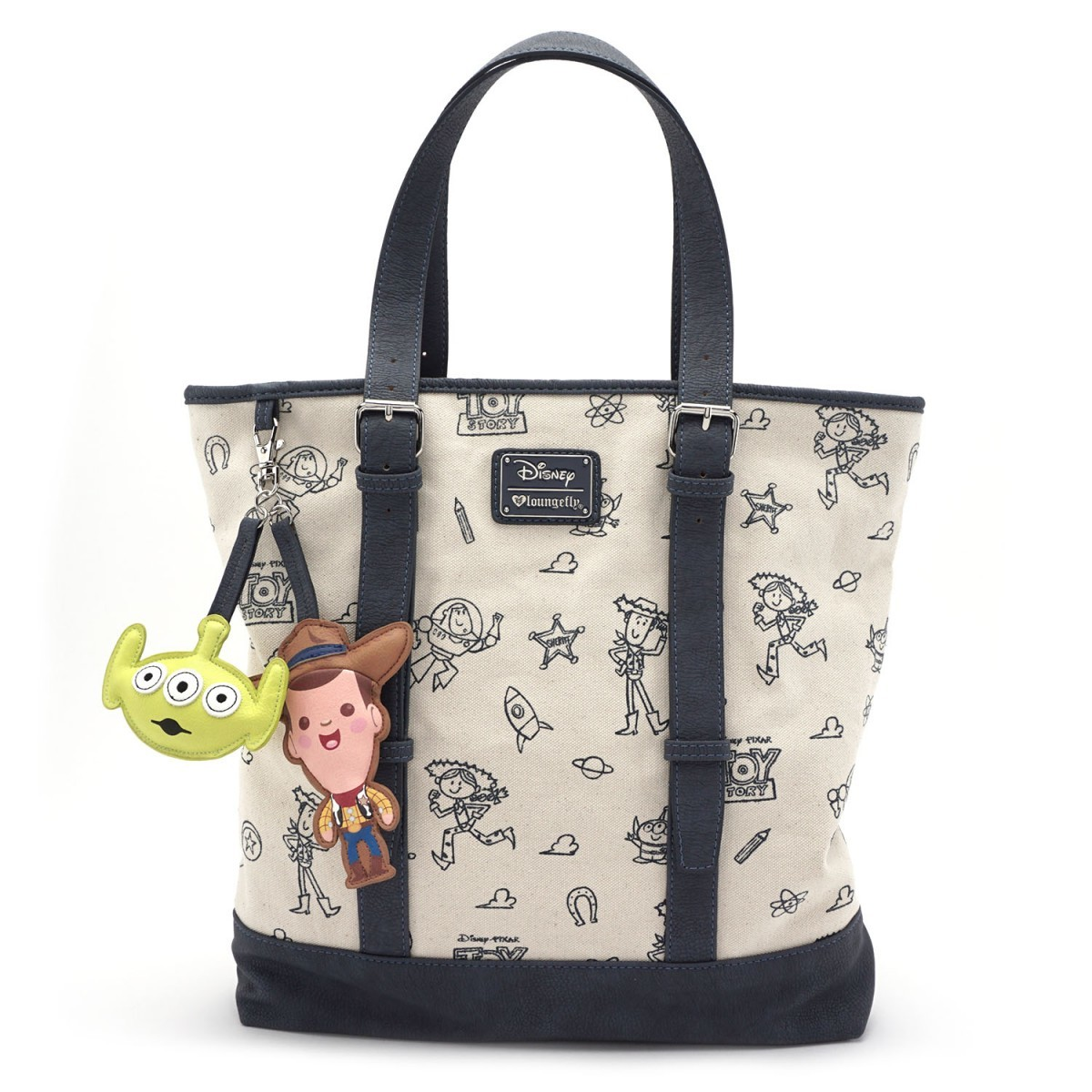 ad283256a7 Pixar Toy Story Tote Bag | Women's | at Mighty Ape Australia