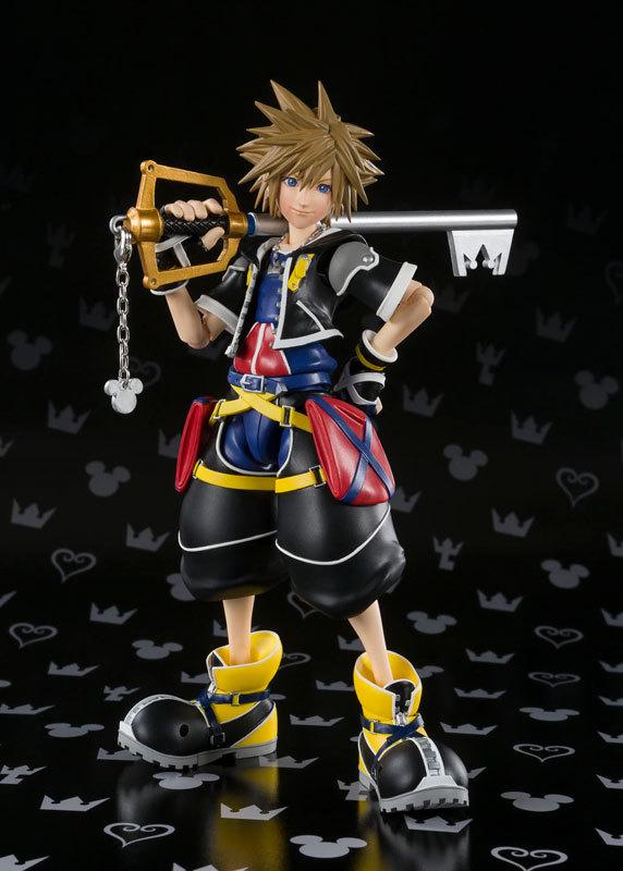 Kingdom Hearts II: S.H.Figuarts - Sora Figure image
