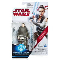 Star Wars: Force Link Figure - Rey (Island Journey)
