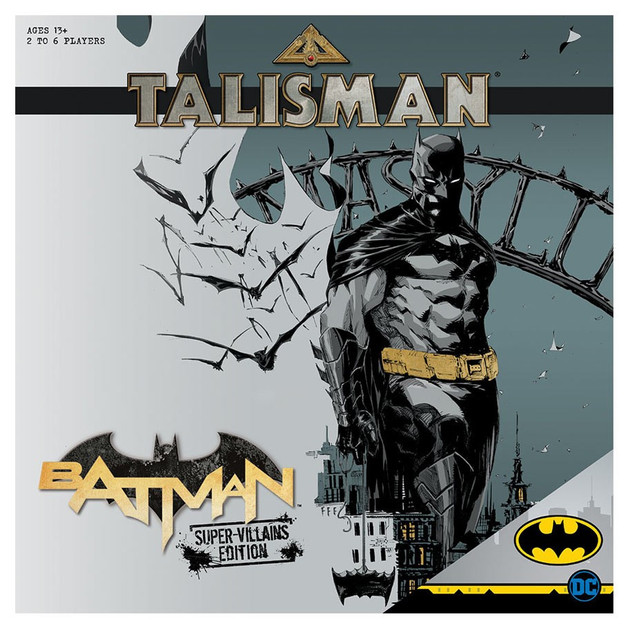 Talisman: Batman – Super-Villains Edition