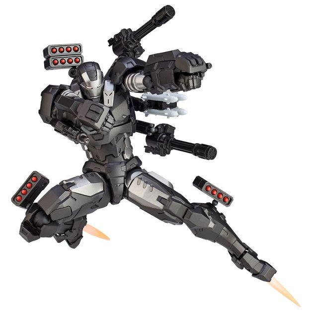 Amazing Yamaguchi: War Machine - Action Figure