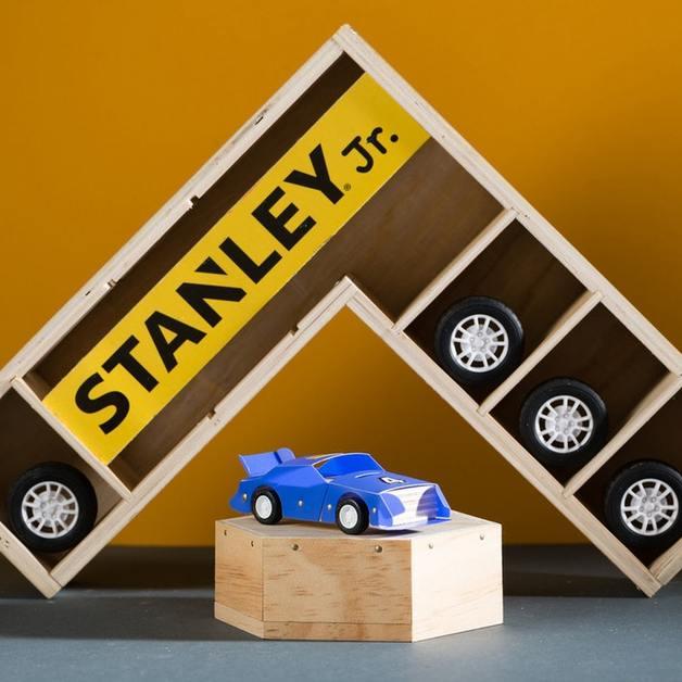 Stanley JR: Sprint Racer Kit