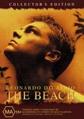 The Beach on DVD