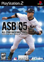 All-Star Baseball 2005 for PlayStation 2