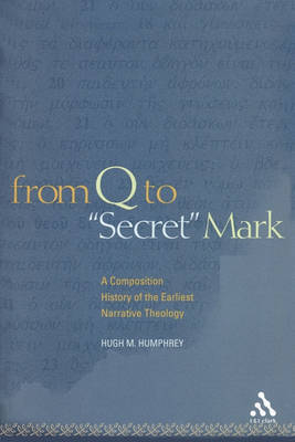 From Q to Secret Mark by Hugh M. Humphrey image