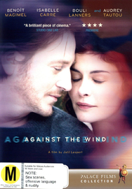 Against the Wind on DVD image