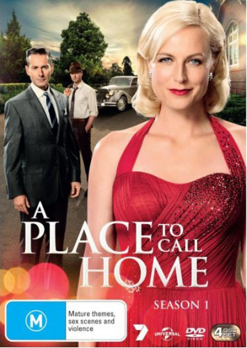 A Place to Call Home - Complete Season One on DVD