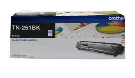 Brother TN-251BK Toner (Black)