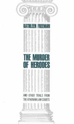 Murder of Herodes by Kathleen Freeman image