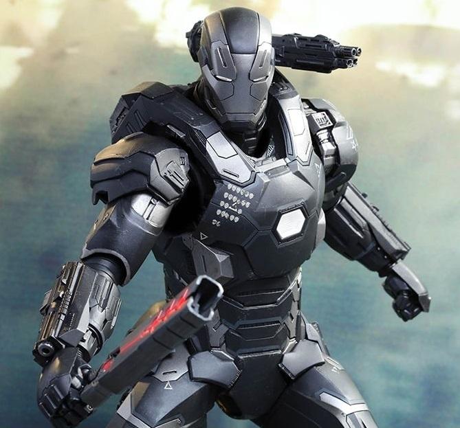 War Machine Mark Iii 1 6 Scale Figure At Mighty Ape Nz