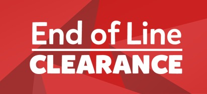 End of Line Clearance deals